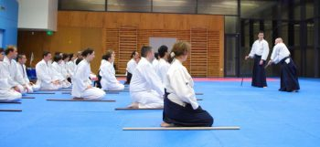 aikido nantes stage
